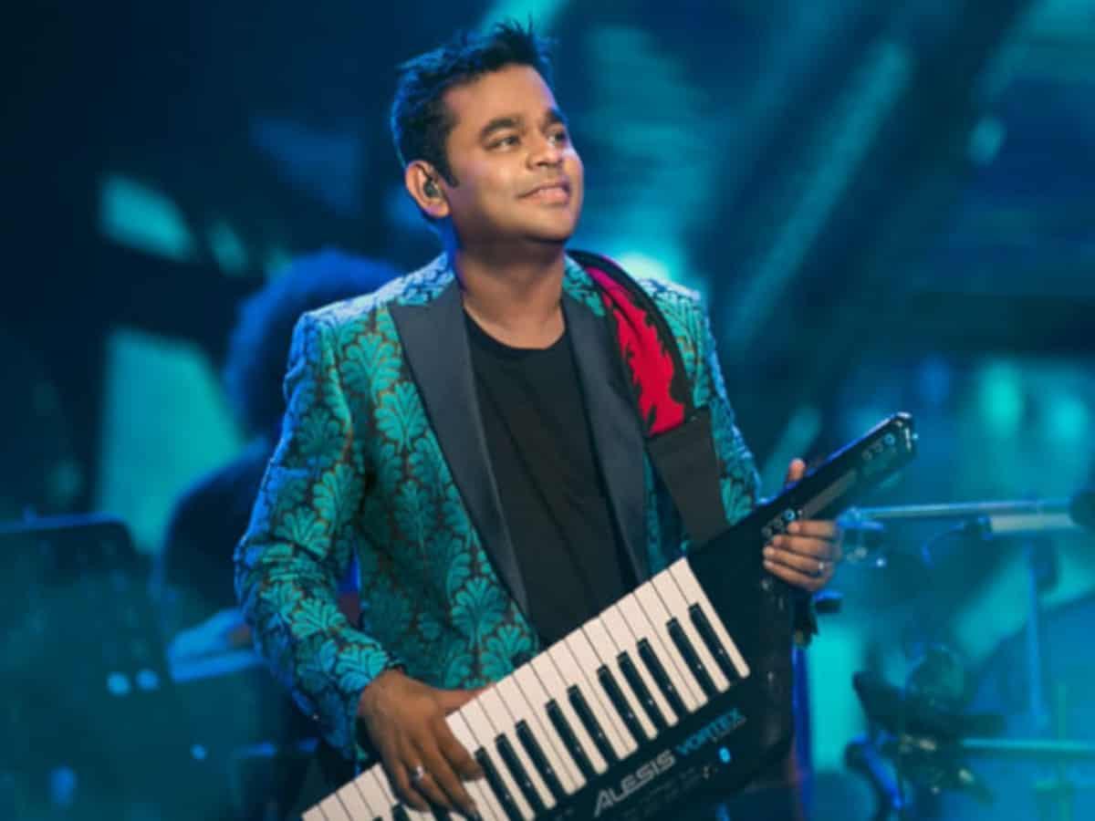 AR Rahman's all-female 'Firdaus Orchestra' set to perform at Dubai expo 2020
