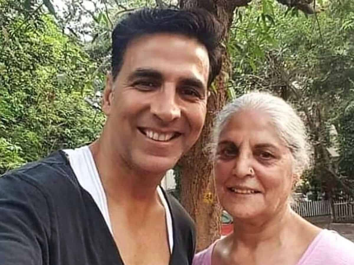 This is a tough hour for my family: Akshay Kumar on his mother's health
