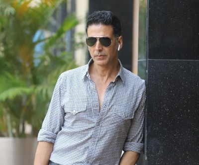 Akshay Kumar grateful for 'getaway in the middle of a pandemic'
