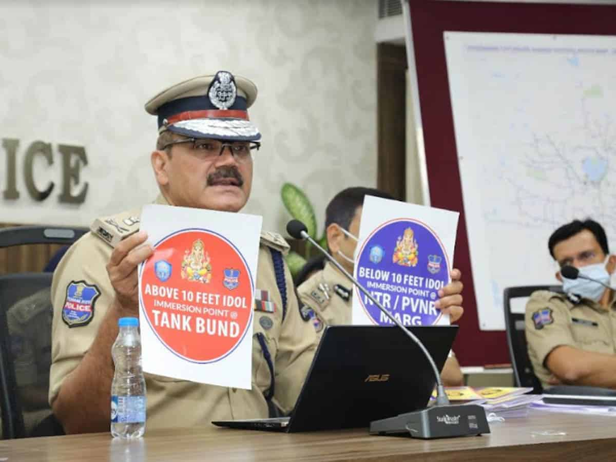 27000 police personnel deployed for immersion: Anjani Kumar