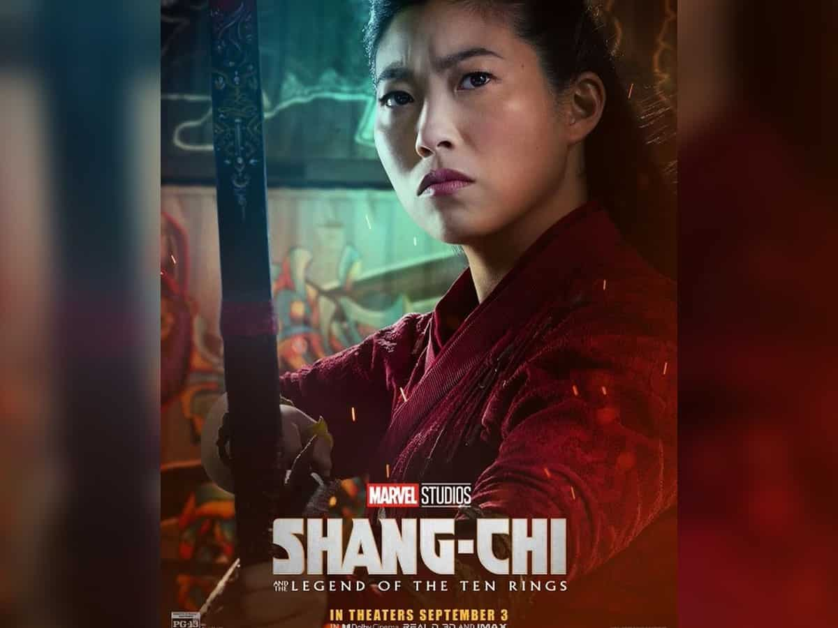 Awkwafina provides some interesting insights about her character in 'Shang-Chi'
