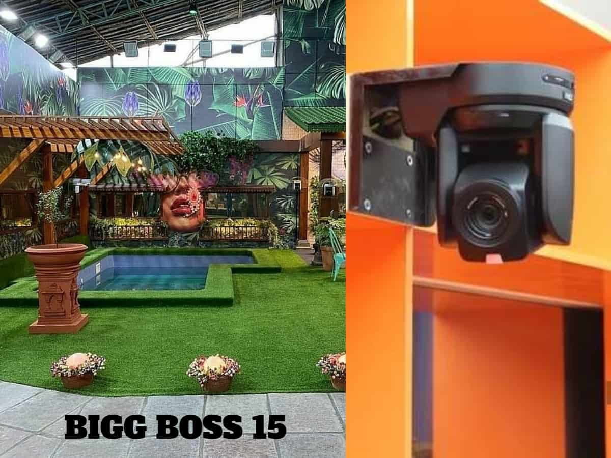 Bigg Boss 15: Do you know how many cameras are fixed inside the house?