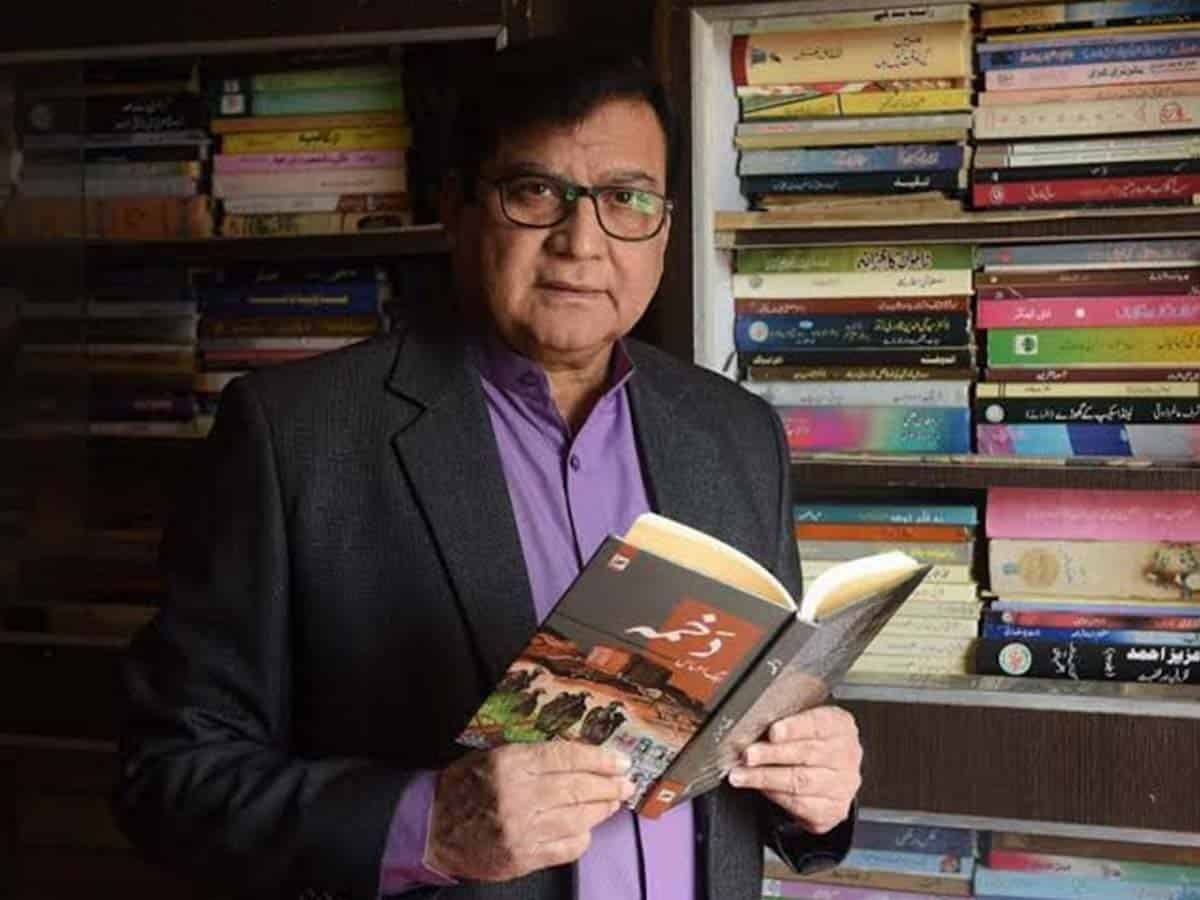 Eminent Urdu writer Baig Ehsas passes away; leaves behind an unmatched legacy