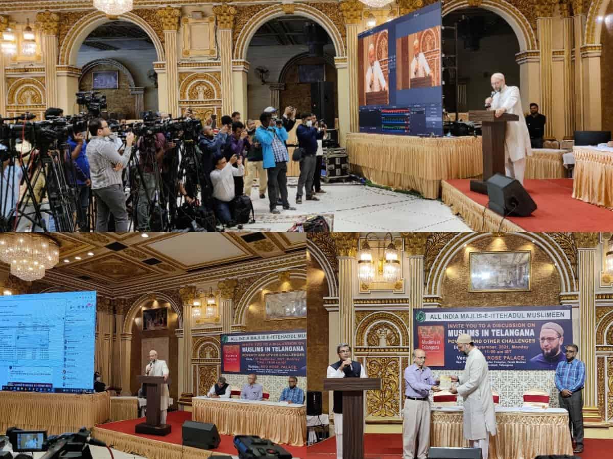 More of Telangana Muslims falling into poorest 20%: Economist Amir Ullah Khan