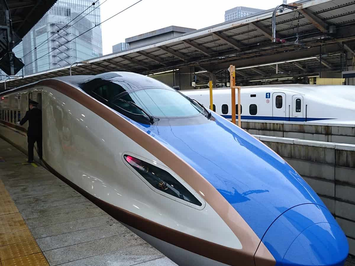 Land survey for Mumbai-Hyderabad bullet train project on: officials