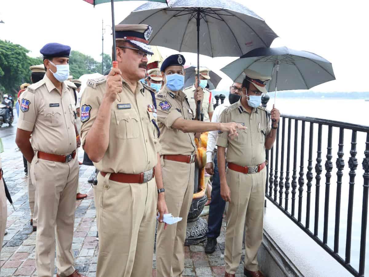 Large Ganesh idols will be immersed at NTR-PVNR marg: Anjani Kumar