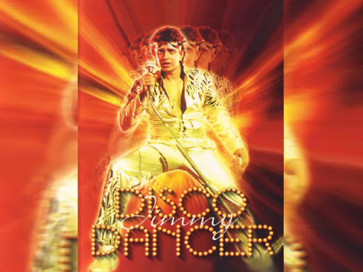 'Disco Dancer' first Indian film to gross Rs 100 cr worldwide