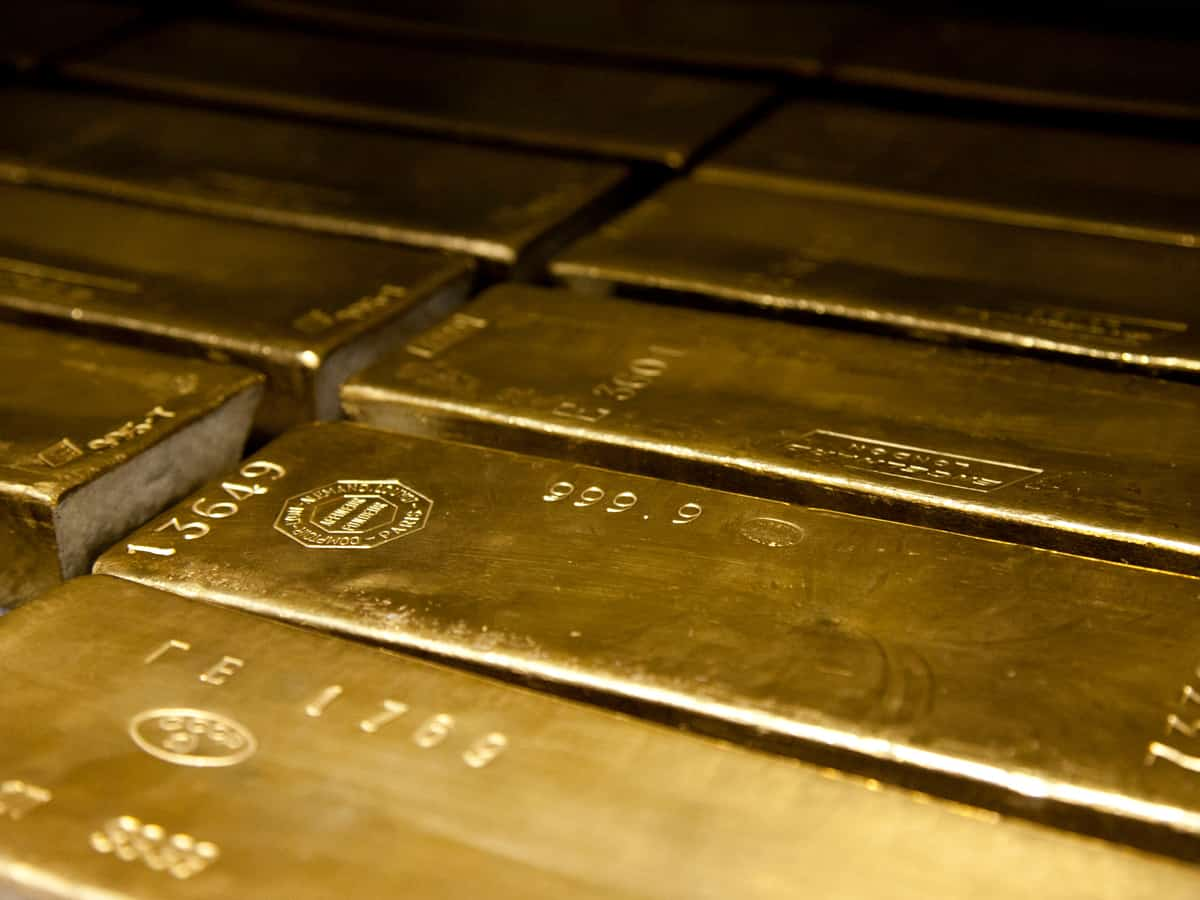 Gold bars concealed in flight toilet seized at Hyderabad Airport