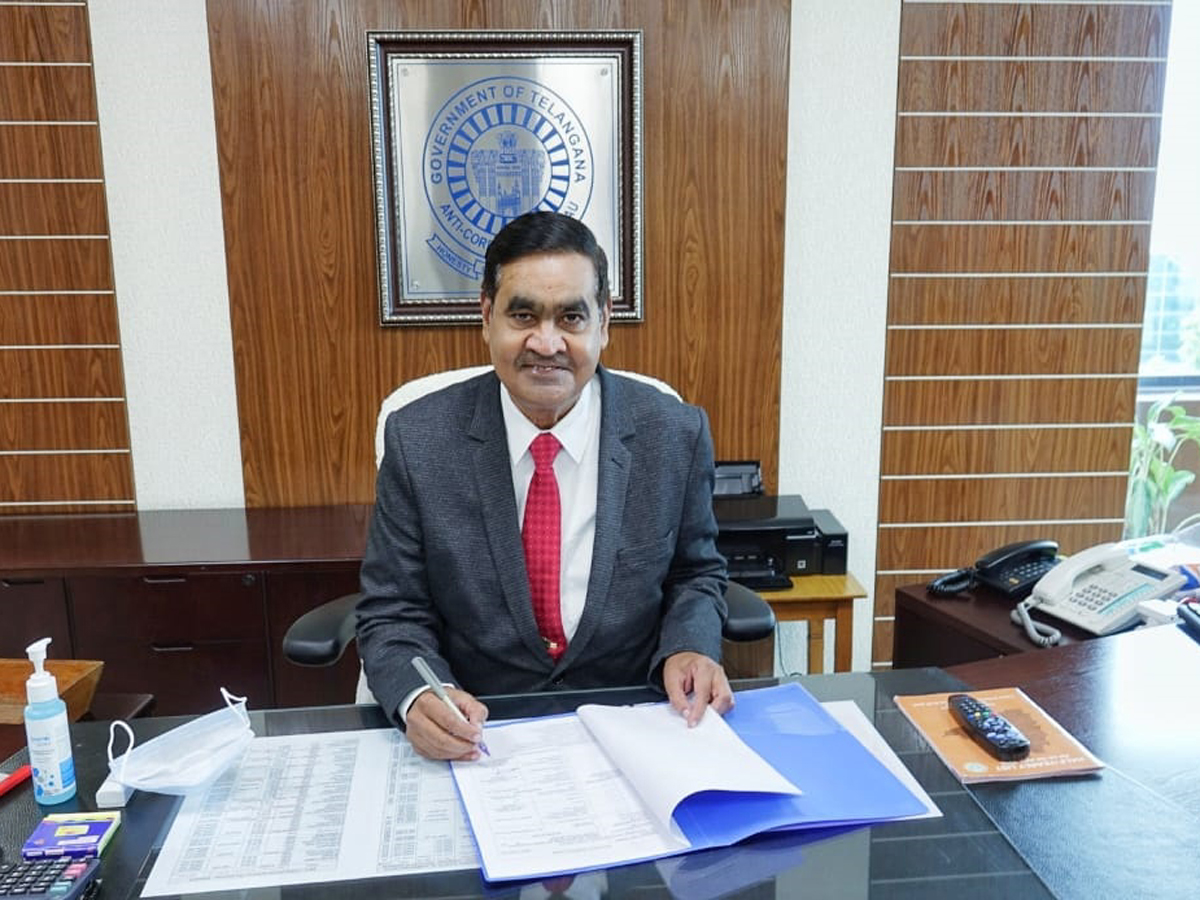 Senior IPS officer Govind Singh assumes charge as ACB chief