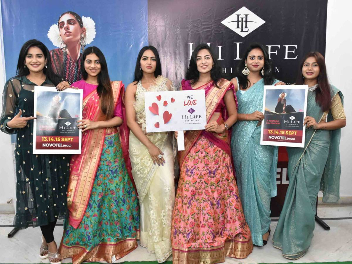 Models, fashion lovers grace grand curtain raiser of HILIFE exhibition