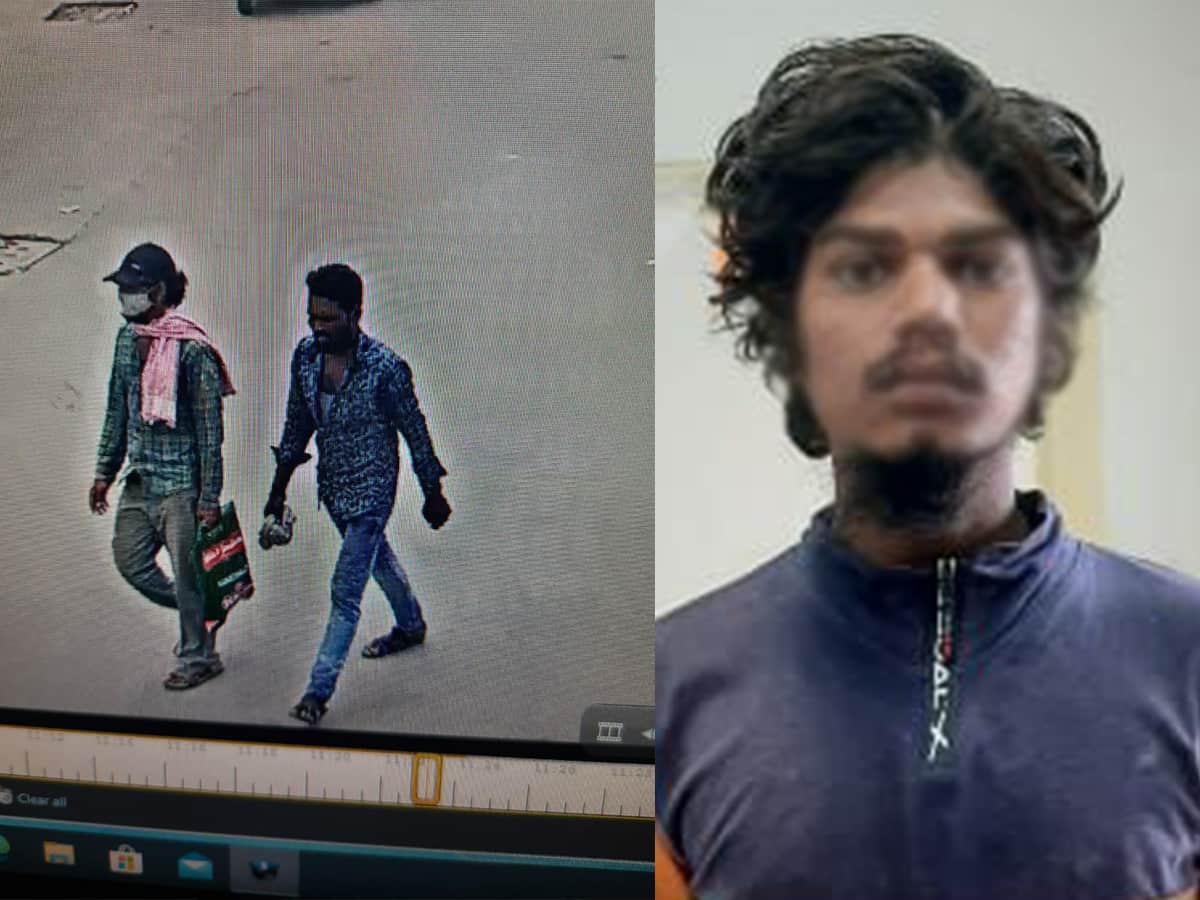 Saidabad rape and murder accused still at large, 15 police teams formed