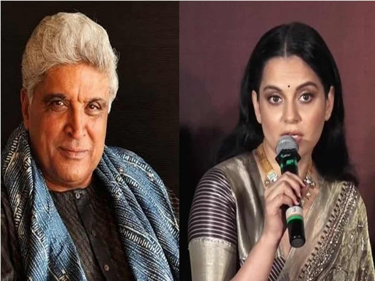 Javed Akhtar defamation case: Arrest warrant against Kangana if she fails to appear on Sept 20