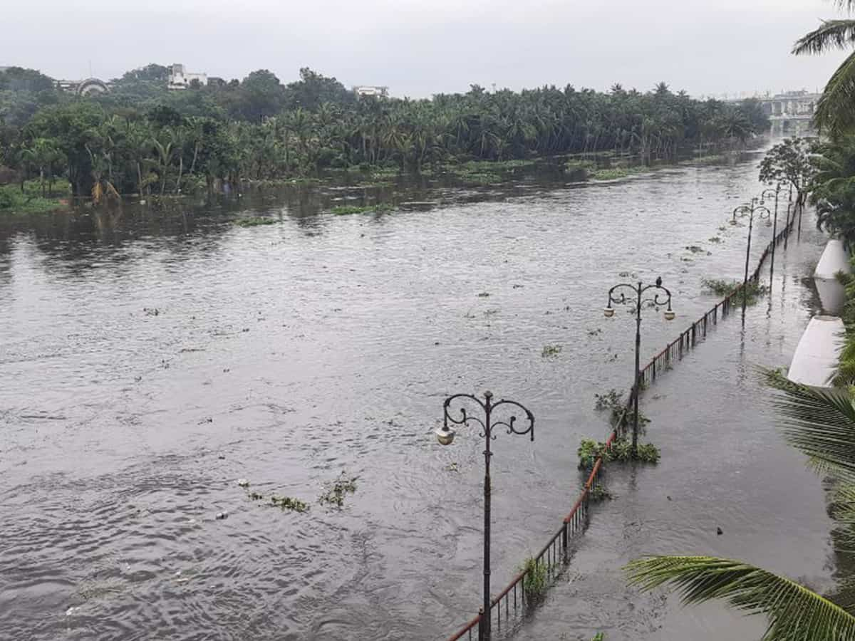 Musi river remains flooded, alert continues