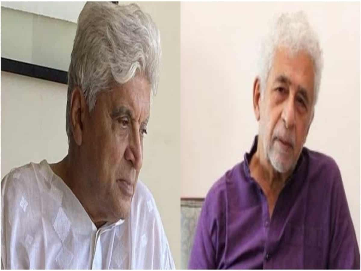Citizens extend support to Javed Akhtar, Naseeruddin Shah