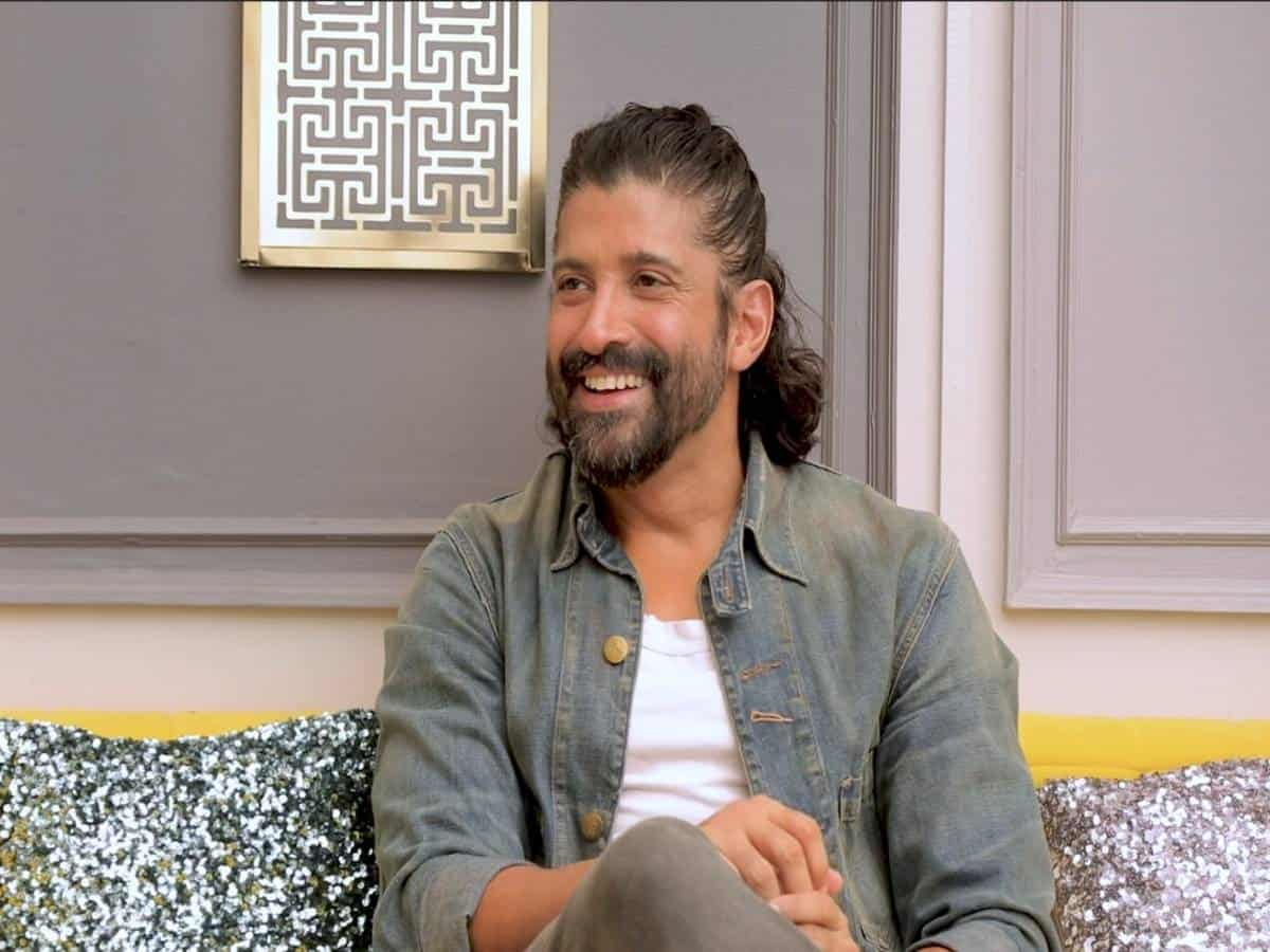Farhan Akhtar: I know I don't have a playback singer's voice