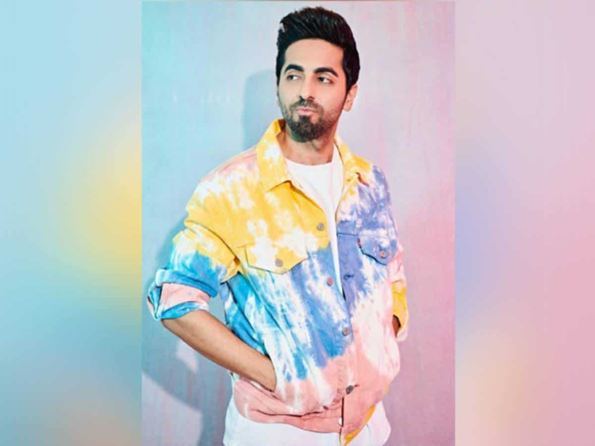Ayushmann Khurrana feels 'fortunate' to finish shooting for three new films in pandemic