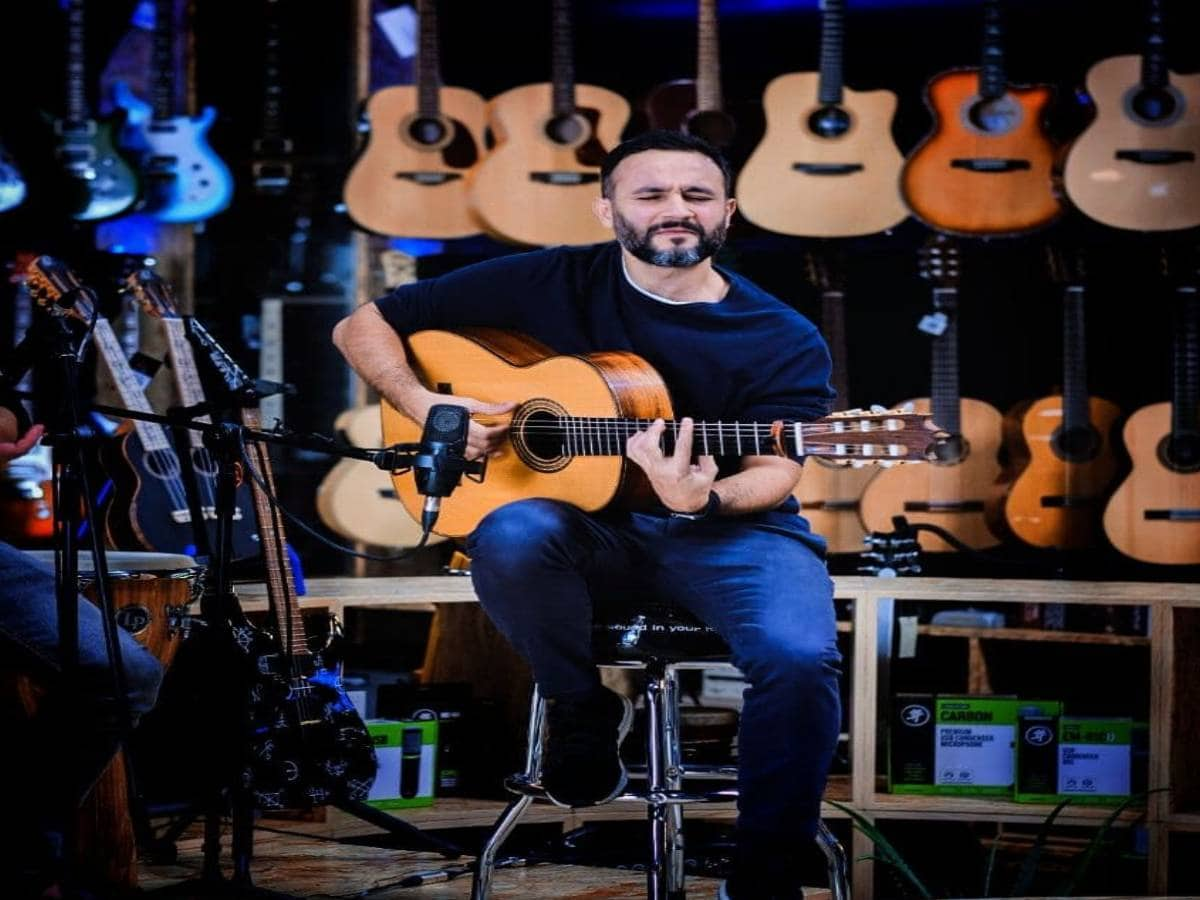 Dubai-based Indian composer Niki Mukhi set to perform at Expo 2020