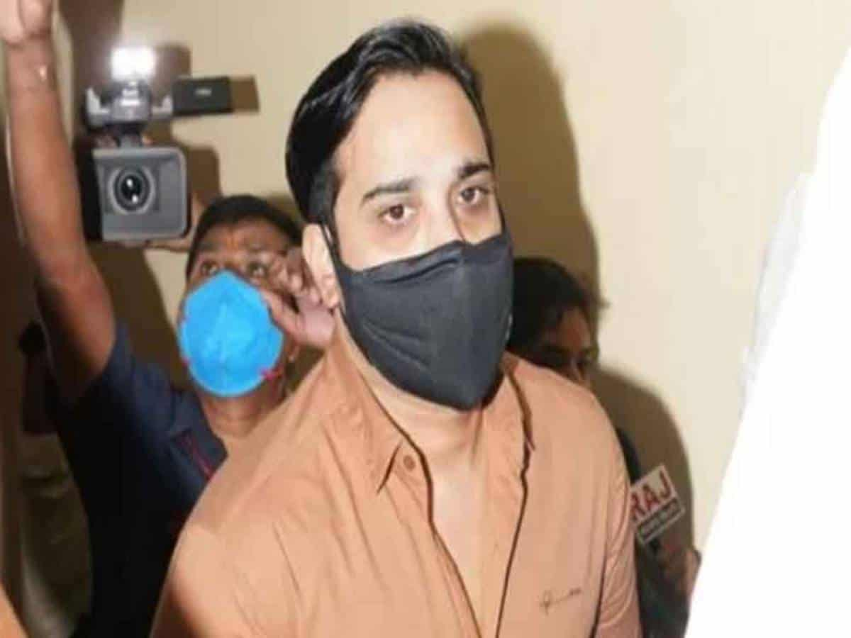 Tollywood actor Tarun appears before ED in Hyderabad drugs case