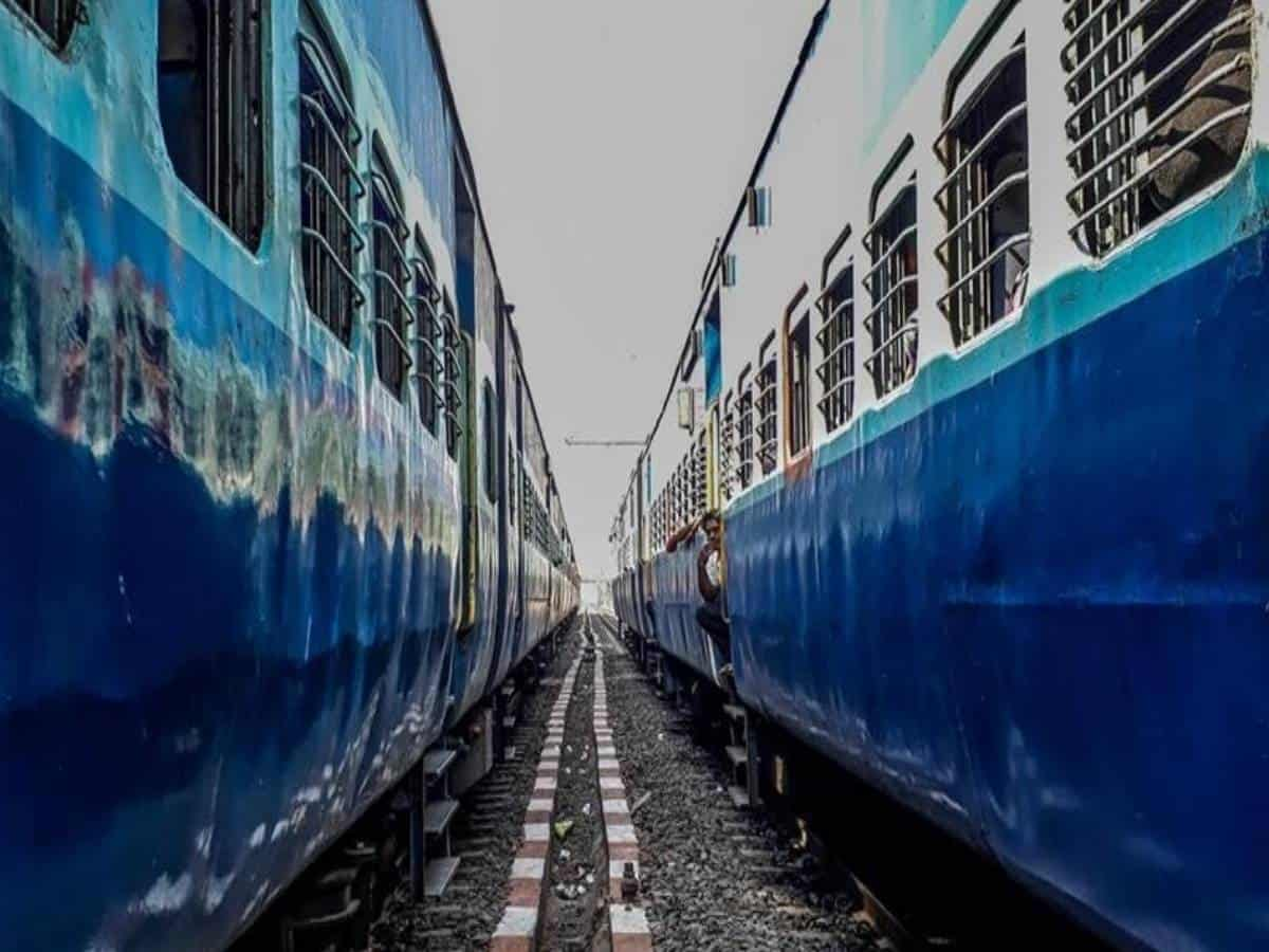 SCR cancels 12 trains in view of cyclonic storm 'Gulab'