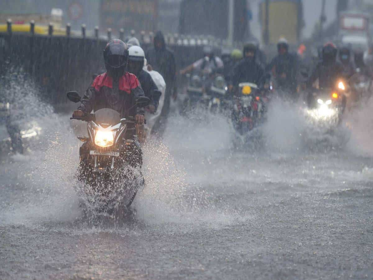Telangana: Govt offices, educational institutions closed tomorrow due to heavy rains