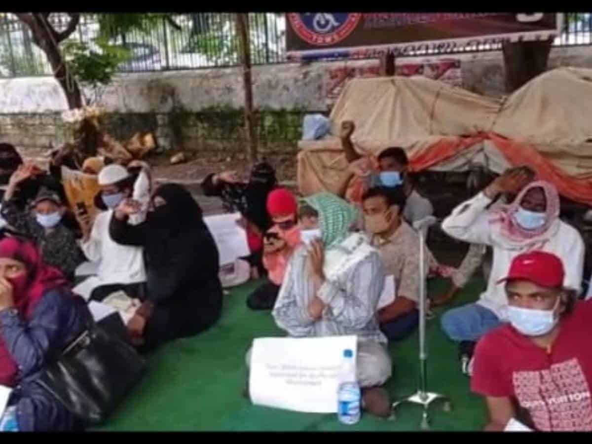 Telangana: Differently-abled struggle as Aasara pension scheme ineffective