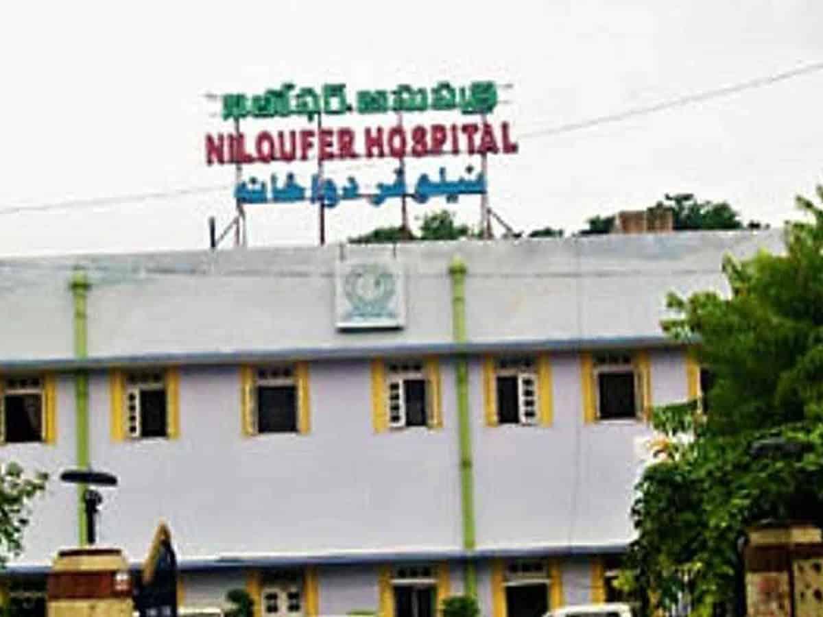 Hyderabad: Three newborns die at Niloufer Hospital in 24 hours