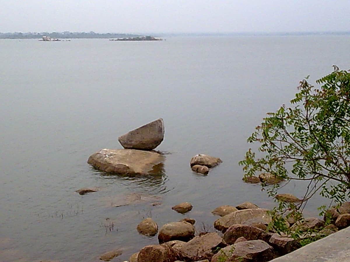 Telangana: Water levels in reservoirs reach full level after heavy rainfall