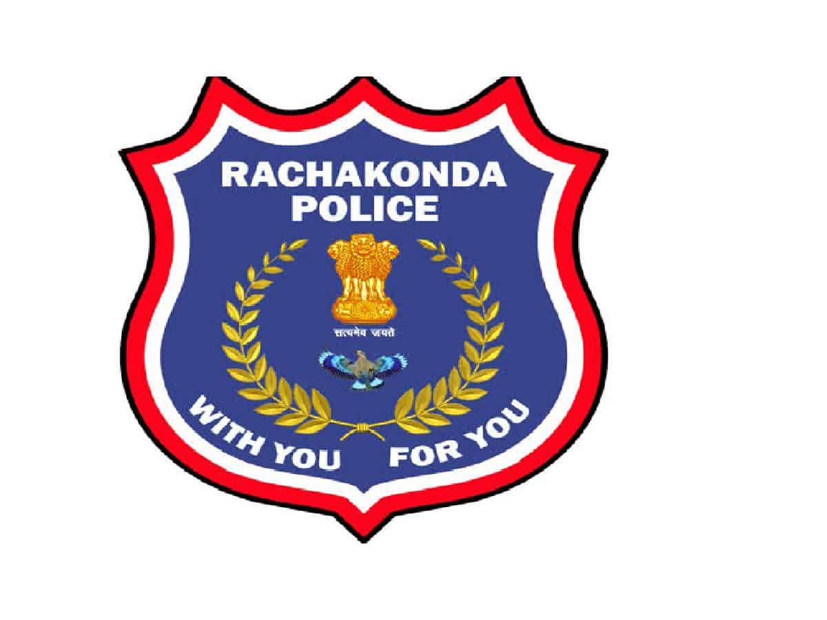 Habitual laptop thief nabbed by Rachchakondapolice