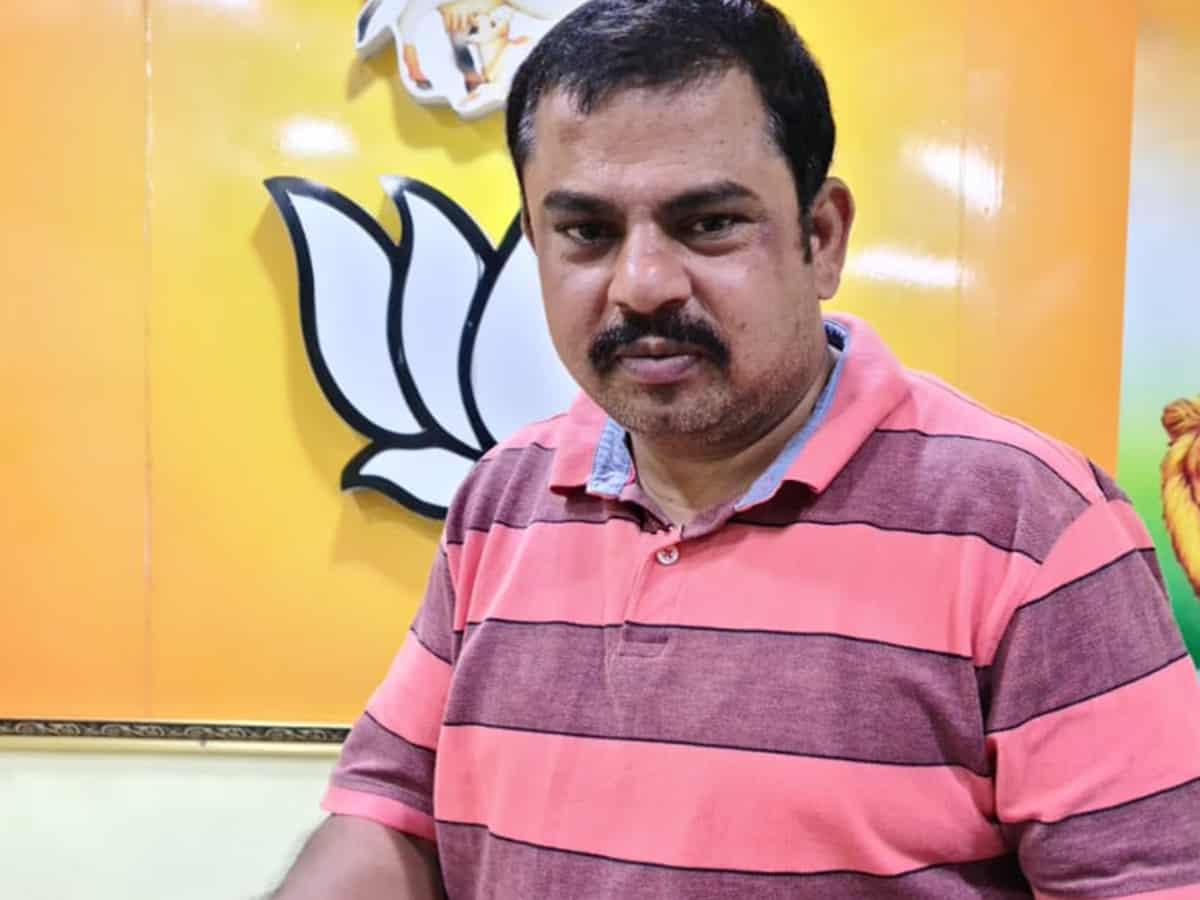 Raja Singh complains of receiving threatening calls