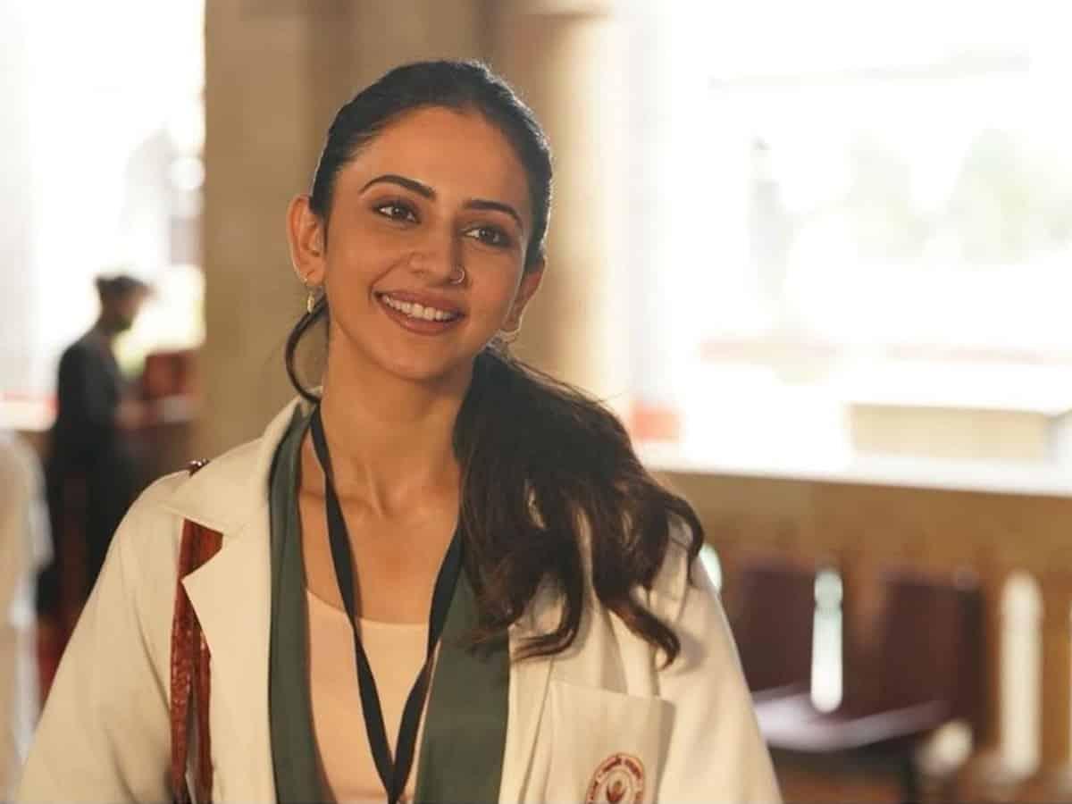 Rakul Preet Singh enrolled for medical classes for 'Doctor G'