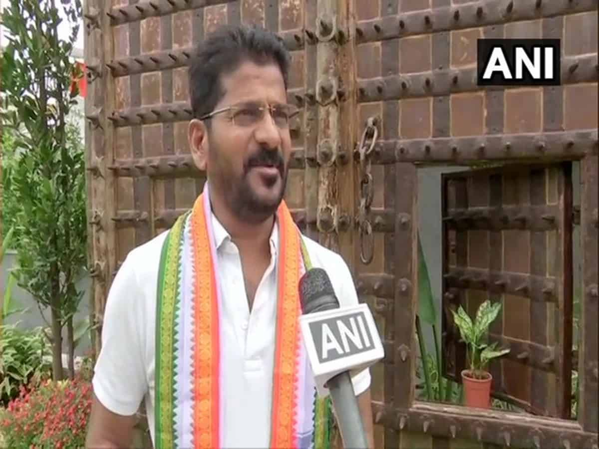 Court restrains Revanth Reddy from making statements against KTR