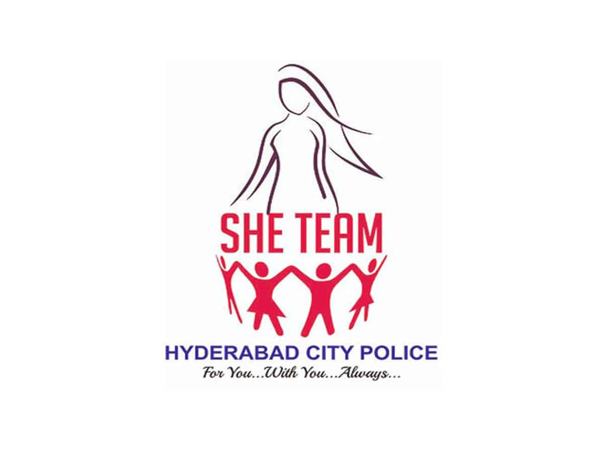 Hyderabad: SHE Teams registers 180 harassment cases in August