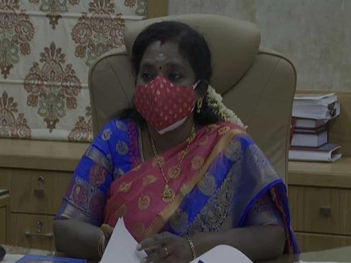 Telangana Guv calls for better health infra to treat snakebite victims