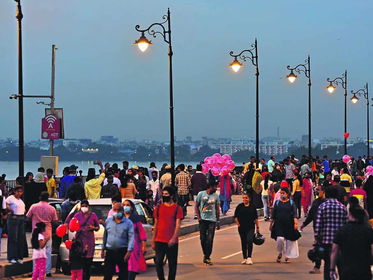 Hyderabad: Tank Bund set to become a recreational hub