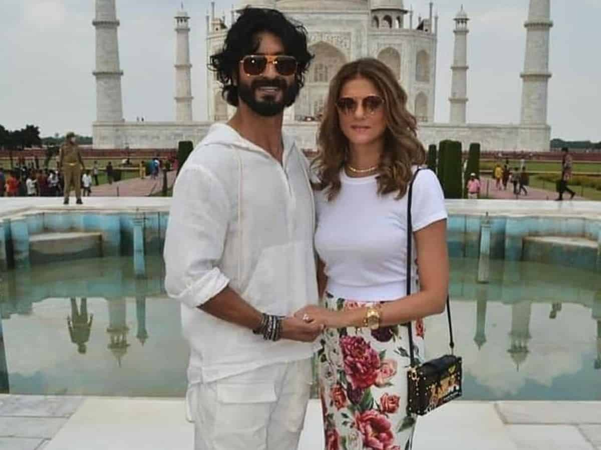 Vidyut Jammwal, Nandita Mahtani engaged?