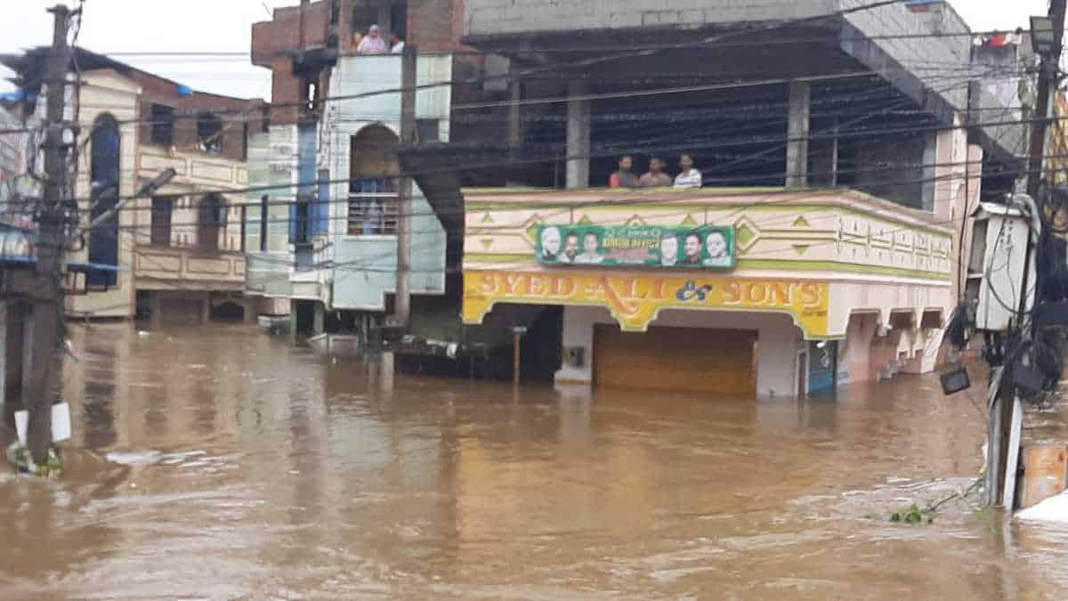 Hyderabad: Slow progress of development works in Old City
