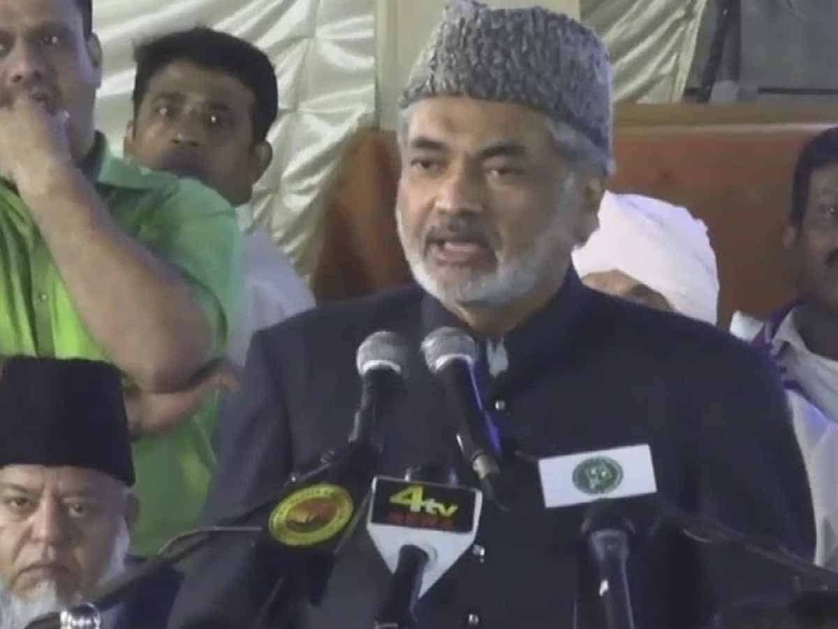 Muslims want equality not dominance, Ziauddin Nayyar counters Bhagwat