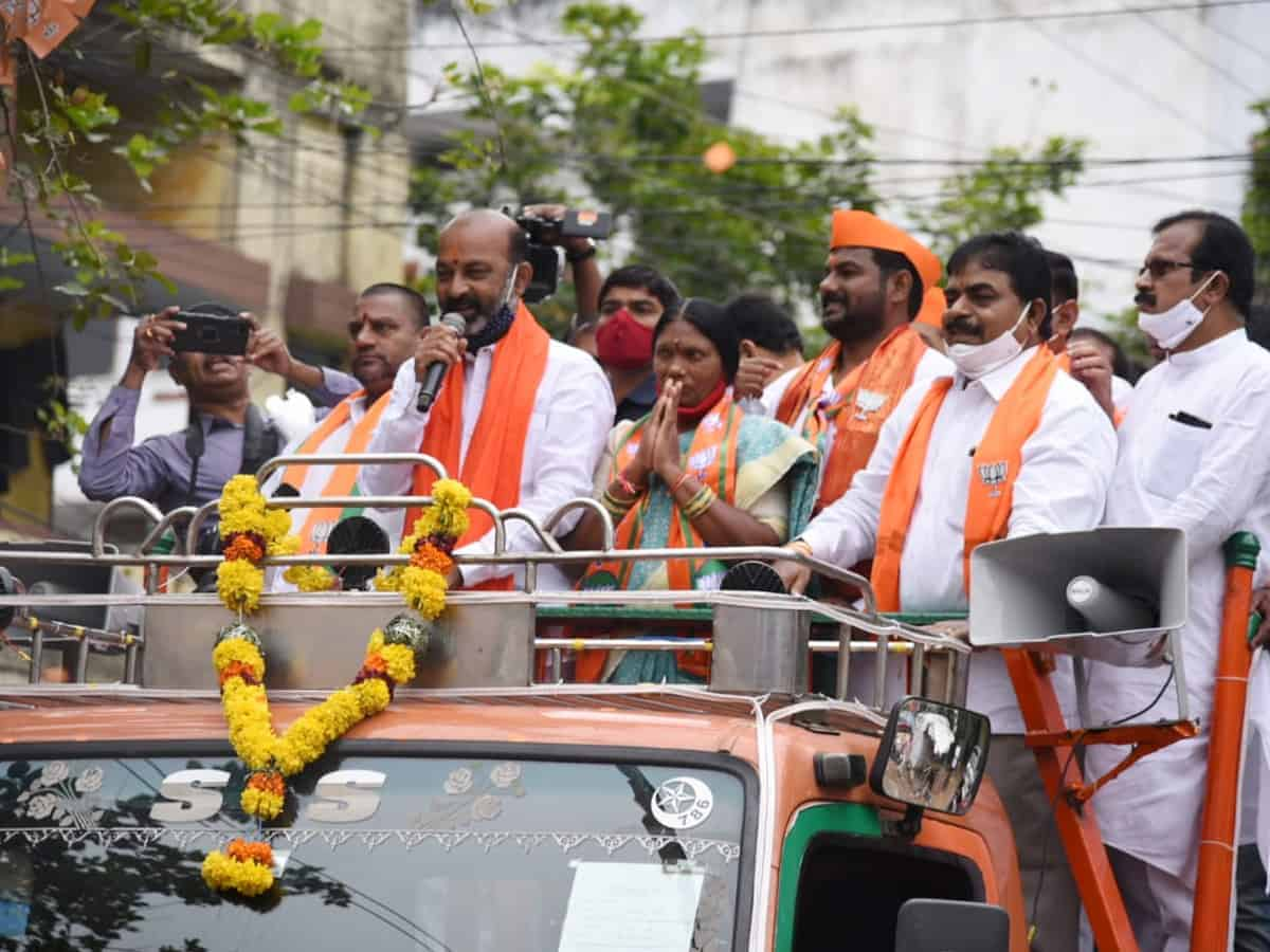 Anti-CAA activists question city police's 'hypocrisy' over permission for BJP's Charminar rally