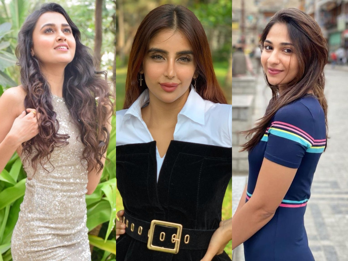 Bigg Boss 15: All 6 female contestants, photos & their educational qualifications