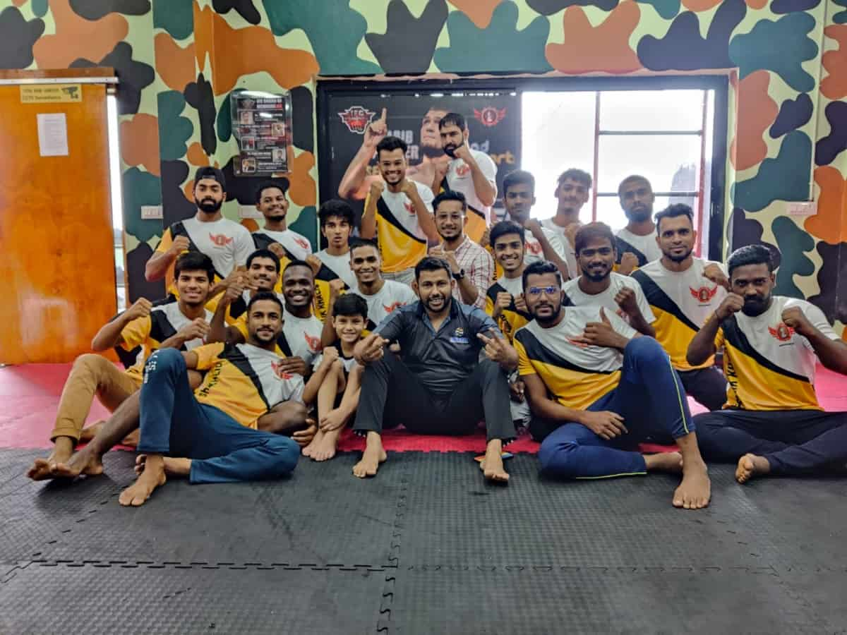 16 from city going for World MMA Championship selection trials