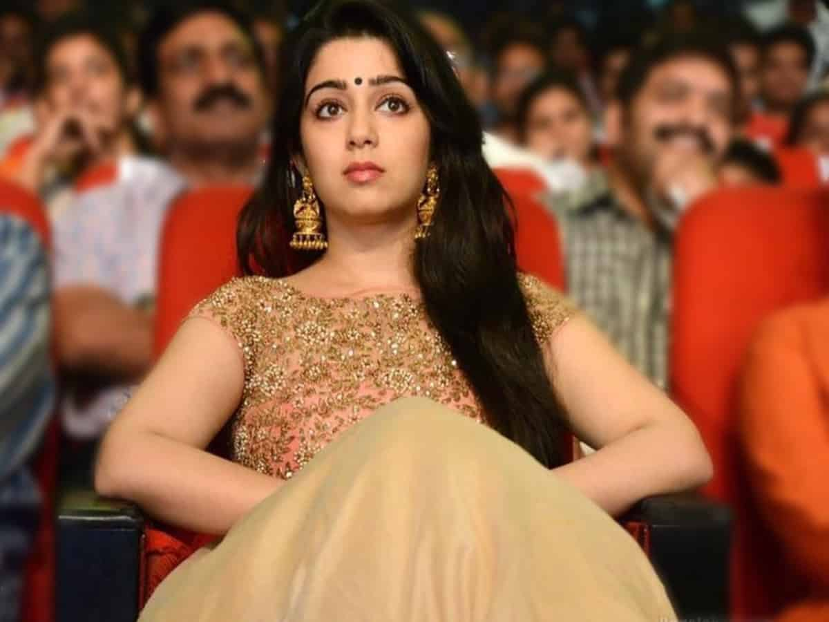 Actress Charmee Kaur appears before ED in PMLA case