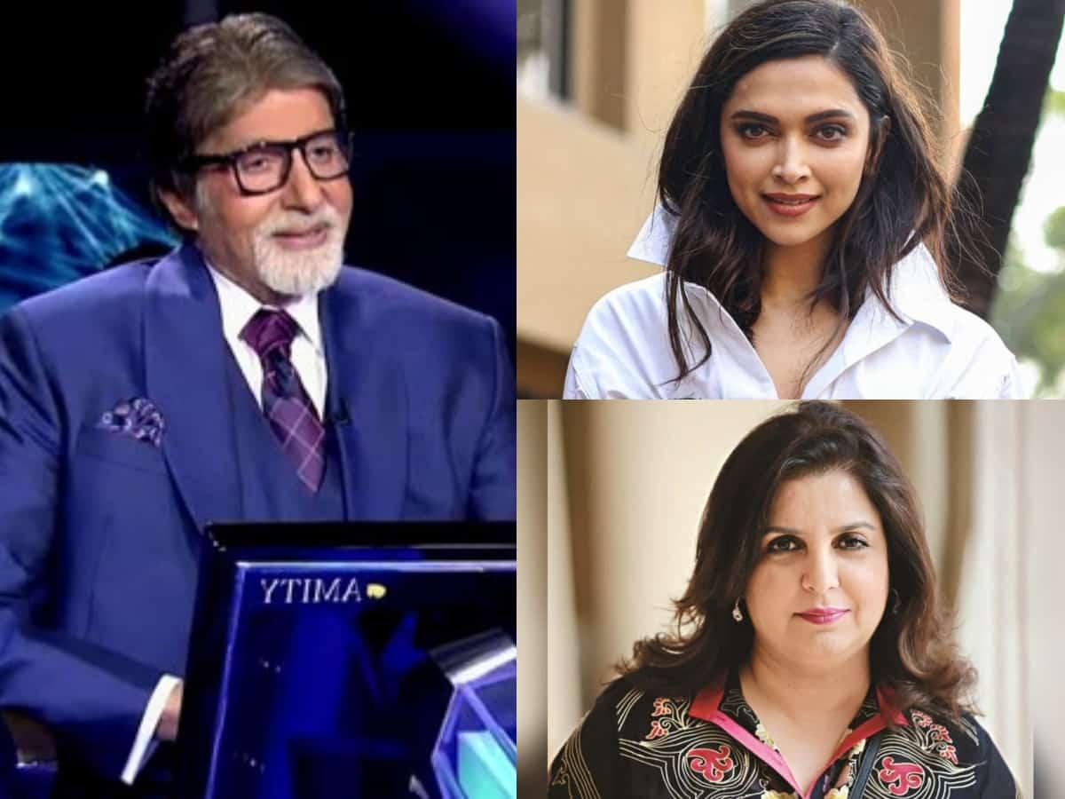 Deepika Padukone, Farah Khan to appear on KBC 13
