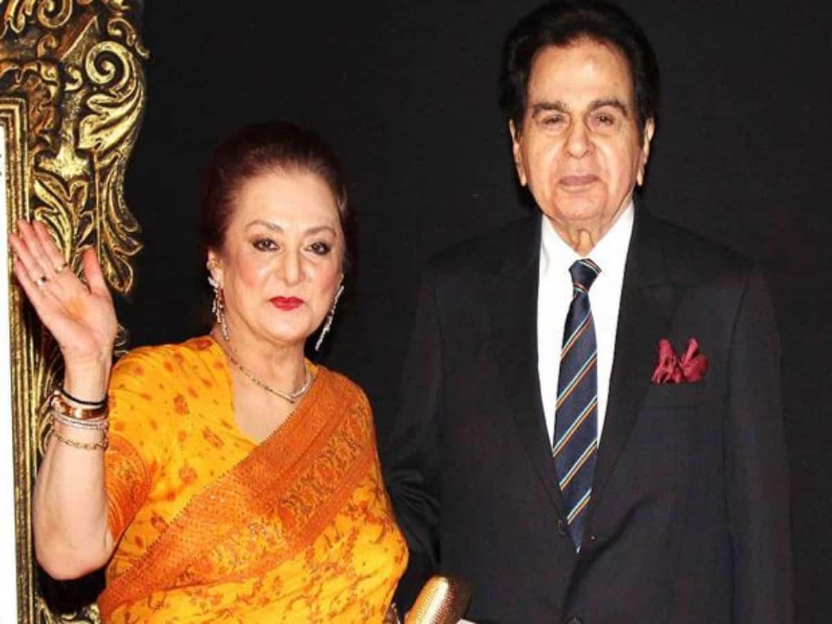 Dilip Kumar's wife Saira Banu hospitalized, currently in ICU