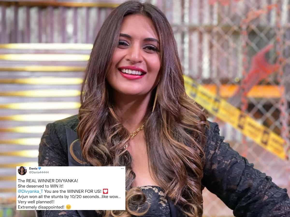 Divyanka Tripathi is 'real winner' of Khatron Ke Khiladi 11: Fans