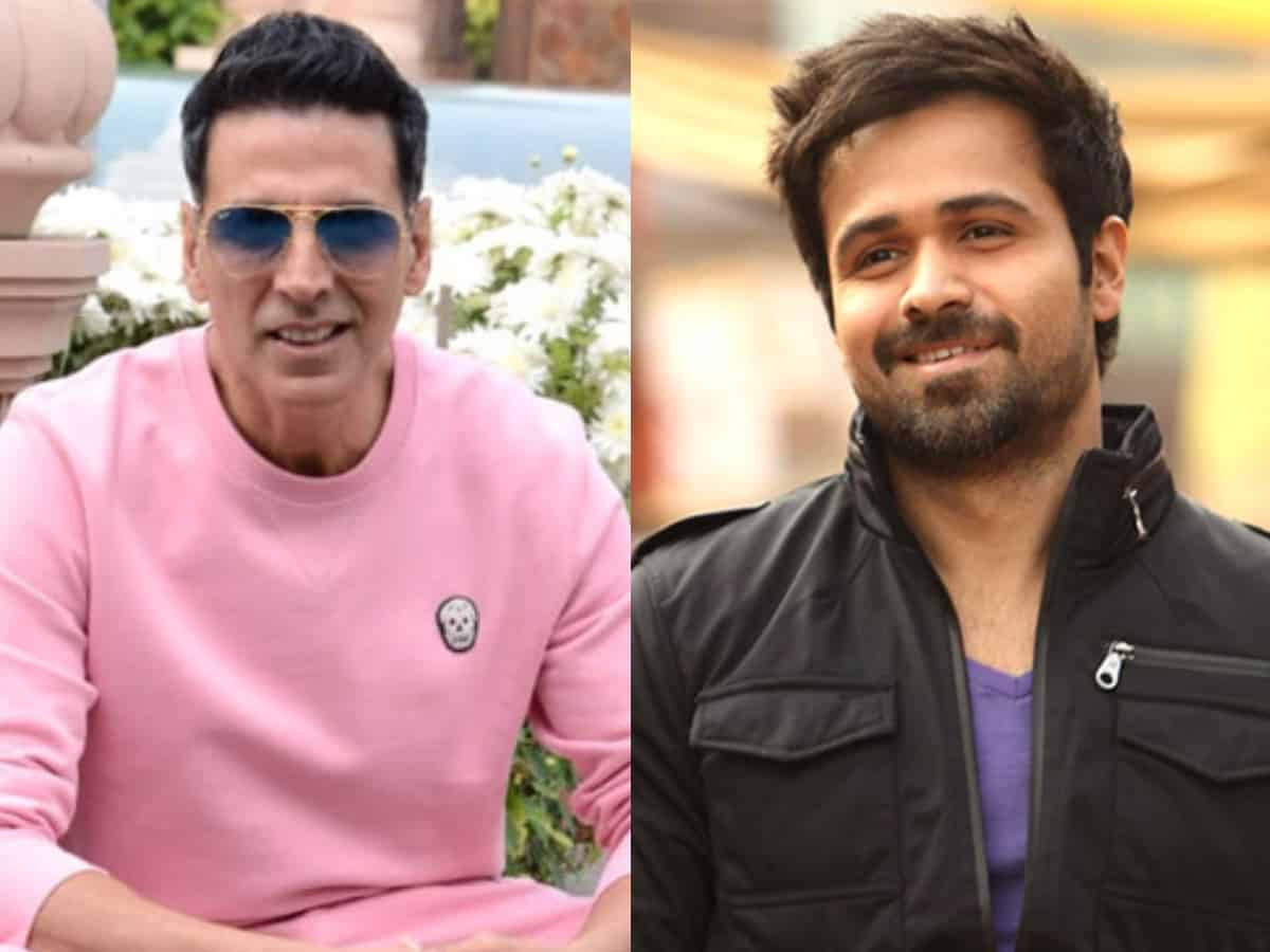 Emraan Hashmi, Akshay Kumar to share screen for the first time