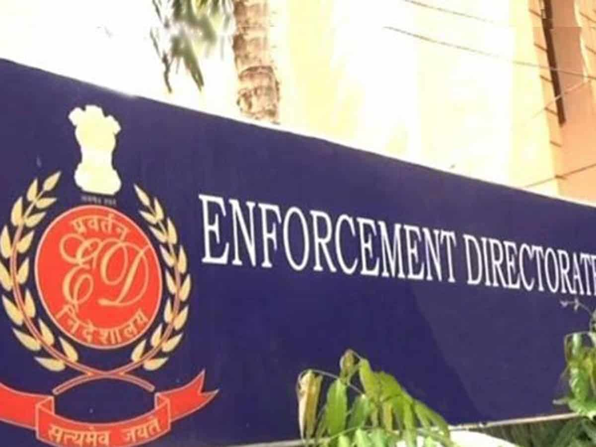 ED attaches Hyd-based jeweller's assets in gold smuggling case