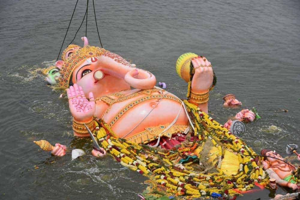 Telangana govt to file review plea on POP Ganesh idols immersion