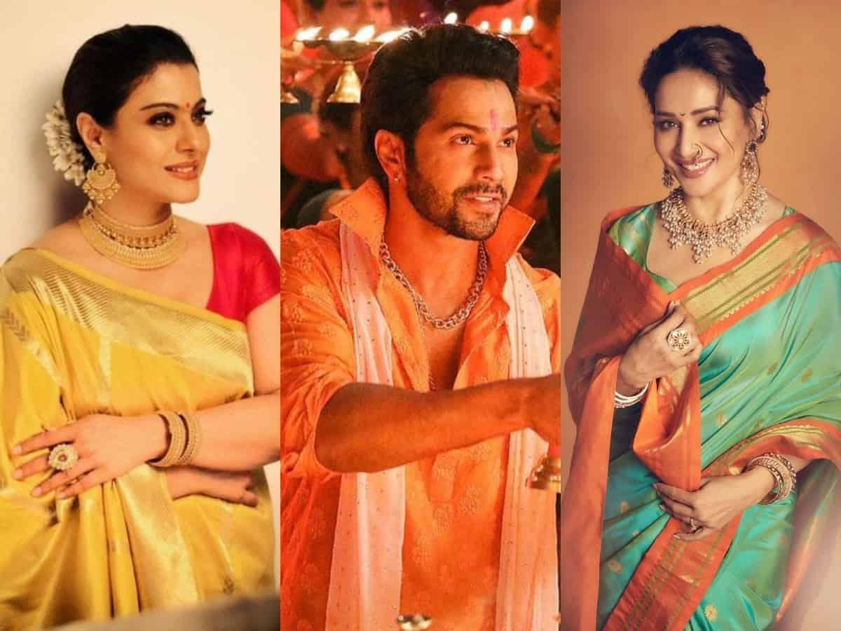 Kajol to Madhuri: B-town extends Ganesh Chaturthi wishes