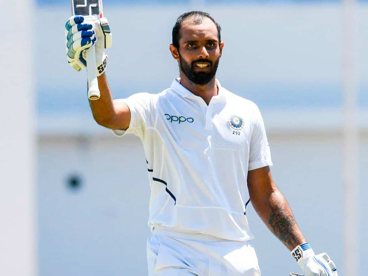 Vihari is welcome to return to Hyderabad; but he shouldn't be made captain, says Sesh Narayan