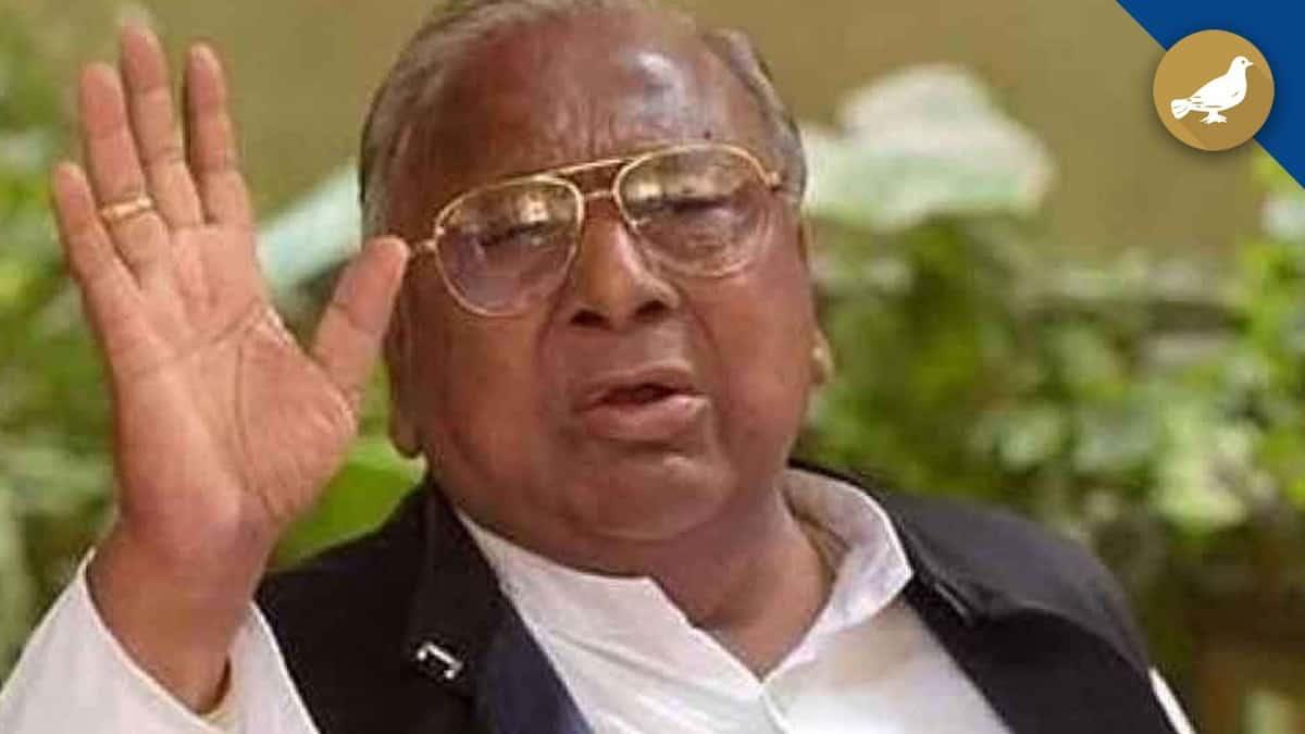 Hanumanth Rao writes to CJI over desecrated Ambedkar statue